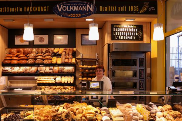 Volkmann Filiale: Gießen Wieseck im EDEKA Markt