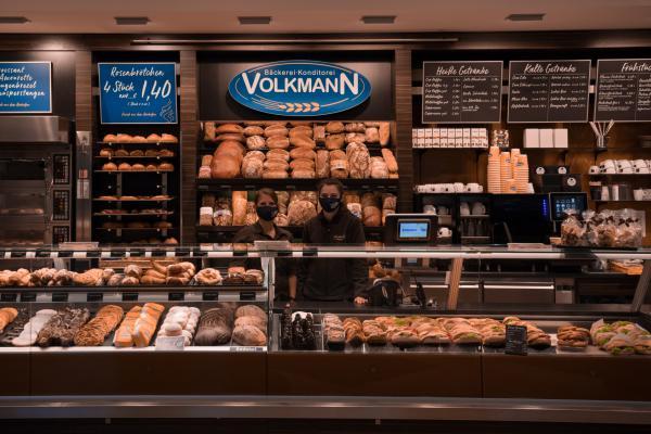 Volkmann Filiale: Heuchelheim Abendstern Drive-In und Café