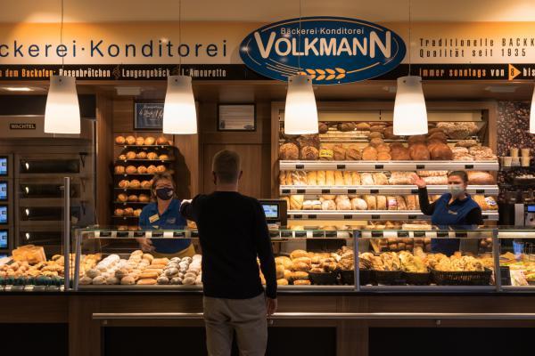 Volkmann Filiale: Lich im EDEKA Markt